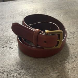 Chaps brown belt size 90 cm